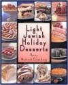 Light Jewish Holiday Desserts - Penny W. Eisenberg