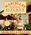 Marcella's Italian Kitchen - Marcella Hazan, Judith Jones