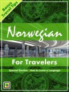 Norwegian for Travelers (Language for Travelers) - Double Pixel Publications
