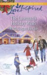 The Lawman's Holiday Wish - Ruth Logan Herne