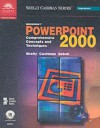 Microsoft Power Point 2000: Comprehensive Concepts And Techniques - Gary B. Shelly, Thomas J. Cashman, Susan L. Sebok