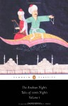 The Arabian Nights: Tales of 1001 Nights, Volume 1 - Malcolm Lyons, Ursula Lyons, Robert Irwin, Anonymous