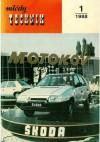 Młody Technik, nr 1 (469) / 1988 - Janusz Mil, Sławomir Mil, Redakcja magazynu Młody Technik