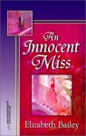 An Innocent Miss (The Steepwood Scandal, #2) - Elizabeth Bailey