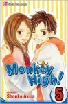 Monkey High!, Vol. 5 - Shouko Akira