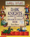 Dark Knights And Dingy Castles Sticker Activity Book - Terry Deary, Martin C. Brown