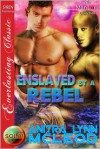 Enslaved by a Rebel - Anitra Lynn McLeod