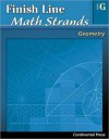 Geometry Workbook: Finish Line Math Strands: Geometry, Level G - 7th Grade - continental press