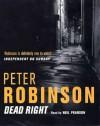 Dead Right - Peter Robinson, Neil Pearson
