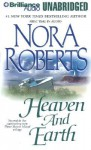 Heaven and Earth (Three Sisters Island trilogy, #2) - Nora Roberts