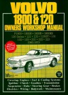 Volvo 1800-120 WSM - Brooklands Books Ltd