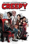 Creepy Comics, Volume 1 - Shawna Gore, Doug Moench, Joe Harris, Jason Shawn Alexander, Greg Ruth, Angelo Torres