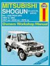 Mitsubishi Shogun and L200 Owner's Workshop Manual - Larry Warren, Curt Choate, A.K. Legg