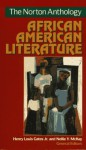 The Norton Anthology of African American Literature - Henry Louis Gates Jr.