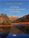 Wenn tausend Sterne fallen - Lesley Pearse, Sylvia Strasser