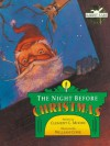 Night Before Christmas, The (Rabbit Ears: A Classic Tale (Spotlight)) - Clement C. Moore, adaptation by Jim Sharpe, Tom Christopher Bill James Vivienne Flesher Greg Couch William Cone