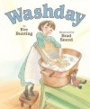 Washday - Eve Bunting, Brad Sneed