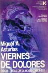 Viernes de Dolores - Miguel Ángel Asturias