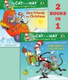 A Reindeer's First Christmas/New Friends for Christmas (Dr. Seuss/Cat in the Hat) - Tish Rabe, Joe Mathieu, Aristides Ruiz
