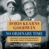No Ordinary Time (Audio) - Doris Kearns Goodwin, Nelson Runger