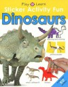 Sticker Activity Fun - Dinosaurs - Roger Priddy