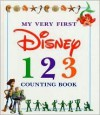 My Very First Disney 123 Counting Book - Ellen Weiss