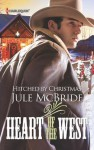 Hitched by Christmas - Jule McBride