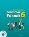 Grammar Friends 6: Student's Book With Cd Rom Pack - Eileen Flannigan, Tim Ward
