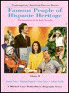 Contemporary American Success Stories: Famous People of Hispanic Heritage, Vol. 2 - Barbara J. Marvis, Barbara Tidman