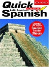 Quick Take Off in Latin American Spanish [With BookWith Survival Guide] - Rosa Maria Martin, Martyn Ellis