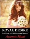 Royal Desire - Artemis Hunt