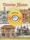Victorian Houses CD-ROM and Book - Dover Publications Inc.