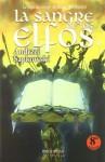 Sangre De Los Elfos,La Iii 8ed (Bibliópolis Fantástica) de Sapkowski, Andrzej (2008) Tapa blanda - Andrzej Sapkowski