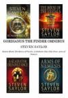 Gordianus the Finder Omnibus (Books 1-4) - Steven Saylor