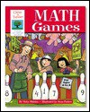 Math Games: For Ages 6-8 (Gifted & Talented) - Vicky Shiotsu
