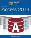 Teach Yourself VISUALLY Access 2013 (Teach Yourself VISUALLY (Tech)) - Paul McFedries