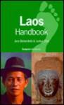 Laos Handbook - Jane Bickersteth