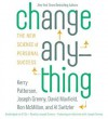 Change Anything: The New Science of Personal Success (Audio) - Kerry Patterson, Joseph Grenny, David Maxfield, Ron McMillan