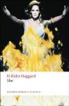 She (Oxford World's Classics) - H. Rider Haggard, Daniel Karlin