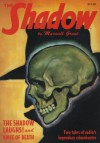 "The Shadow Double-Novel Pulp Reprints #49: ""The Shadow Laughs!"" & ""Voice of Death"" - Maxwell Grant, Walter B. Gibson, Will Murray, Anthony Tollin"