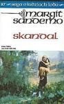 Skandal (Saga o Ludziach Lodu, #27) - Margit Sandemo, Iwona Zimnicka