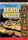 The Mystery At Death Valley - Carole Marsh