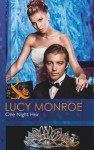 One Night Heir (Mills & Boon Modern) - Lucy Monroe