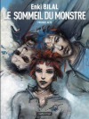 Le sommeil du monstre - Tome 1 - Le sommeil du monstre (French Edition) - Enki Bilal, Enki Bilal