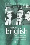 Proper English: 1517-1559 - Ronald Wardhaugh