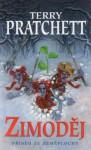 Zimoděj (Tonička Bolavá, #3)(Úžasná Zeměplocha, #35) - Terry Pratchett