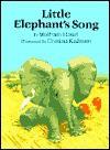 Little Elephant's Song - Wolfram Hänel, Cristina Kadmon, Wolfram Hänel