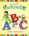 Fuzzytails ABC: A Foldout Alphabet Book - Lisa McCue