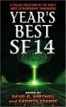 Year's Best SF 14 - David G. Hartwell, Carolyn Ives Gilman, Kathryn Cramer, Neil Gaiman