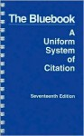 The Bluebook: A Uniform System of Citation - Harvard Law Review